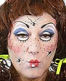 Tutorial Fx Caracterización: Maquillaje Muñeca Rota Para Halloween - Grimasspain