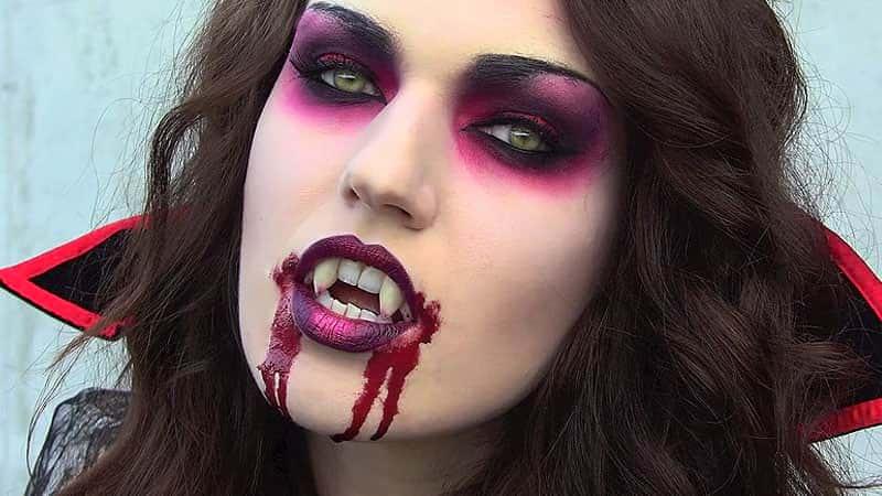 Comprar Maquillaje de Vampiro online en la tienda de maquillaje Alpel