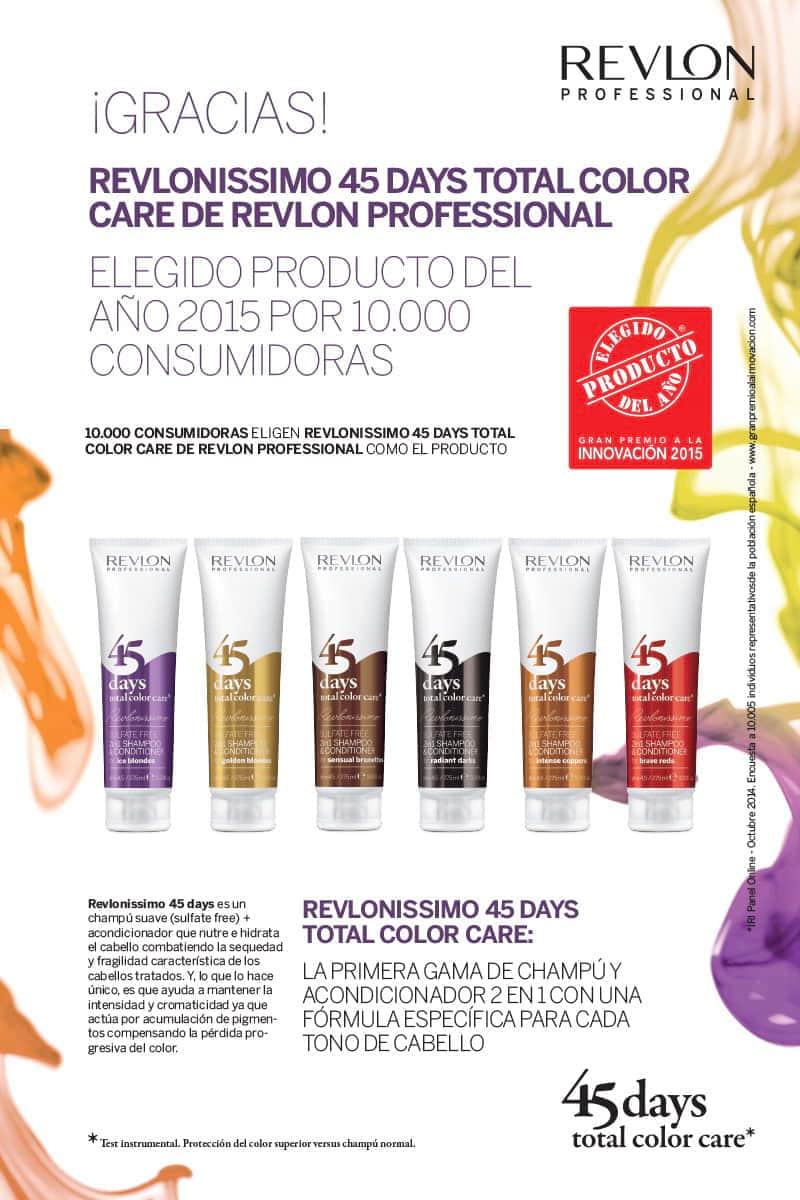 Champú colorante: Aporta pigmentos de color al cabello teñido