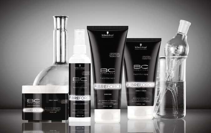 Schwarzkopf Professional BC Bonacure Fibre Force - productos Schwarzkopf de peluquería