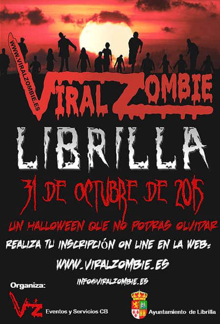 Alpel.Es Colabora Con El Evento Viral Zombie 2015 En Librilla - Murcia