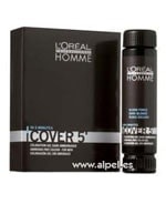L'OREAL HOMME COVER 5' 3 CASTAÑO OSCURO CAJA 3 X 50 ML