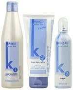 PACK SALERM KERATIN SHOT MANTENIMIENTO