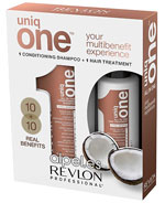UNIQ ONE COCONUT DUO KIT CHAMPU + TRATAMIENTO