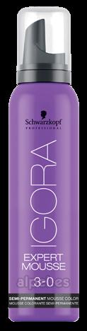 Schwarzkopf Igora Expert Mousse: Nueva Espuma Con Color Semipermanente