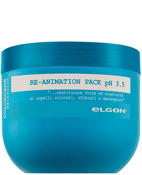 ELGON COLORCARE RE-ANIMATION PACK MASCARILLA 500 ML