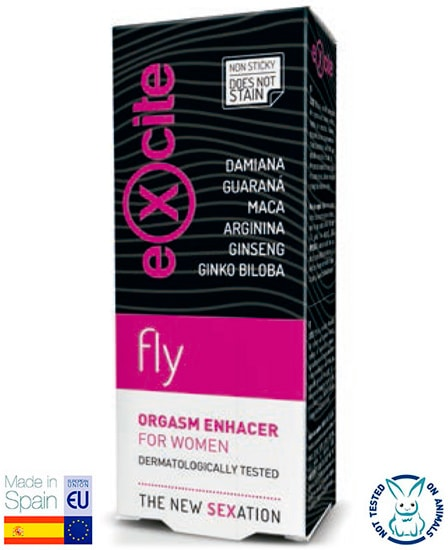 Comprar Estimulante Excite Fly Orgasm Enhancer For Women online en la tienda Alpel