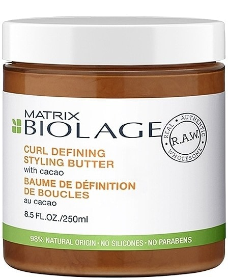 Matrix Biolage RAW Curl Defining Styling Butter - Precio barato Alpel
