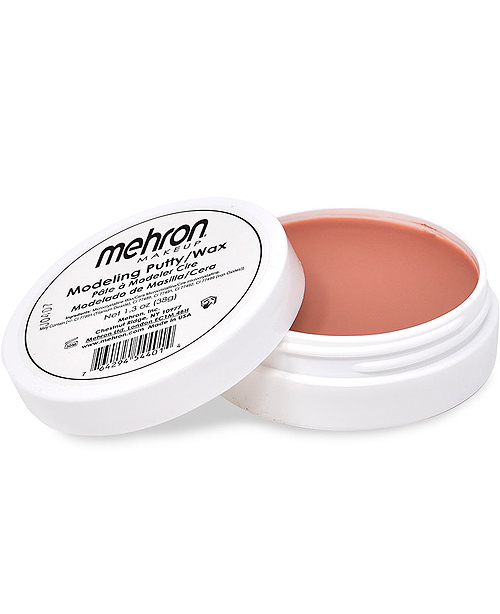 Mehron Modeling Putty Wax 30 ml Carne Artificial