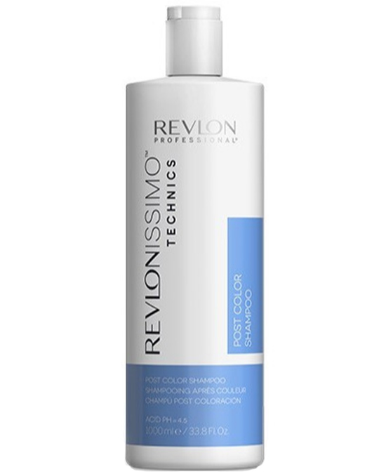 Comprar Revlon Post Color Shampoo 1000 ml online en la tienda Alpel