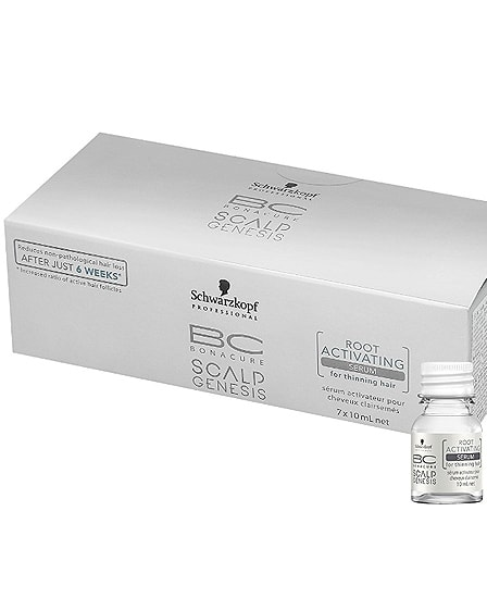 Schwarzkopf Bonacure Scalp Genesis Root Activating Serum 7 x 10 ml - Alpel
