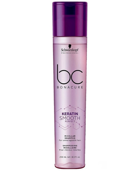 Comprar Schwarzkopf Bonacure Smooth Perfect Champú Antiencrespado 250 ml online en la tienda Alpel