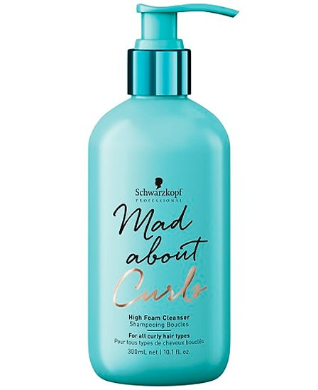 Schwarzkopf Mad About Curls High Foam Cleanser - Alpel