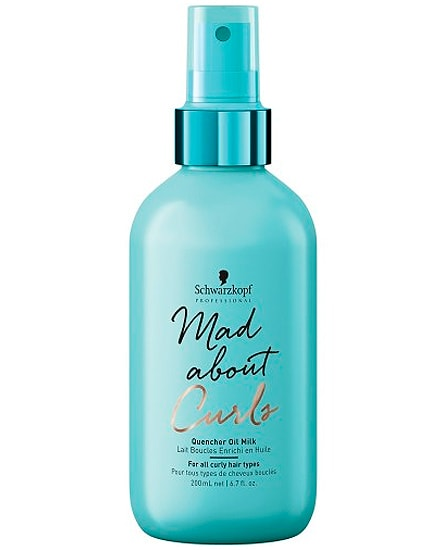 Schwarzkopf Mad About Curls Quencher Oil Milk - Alpel