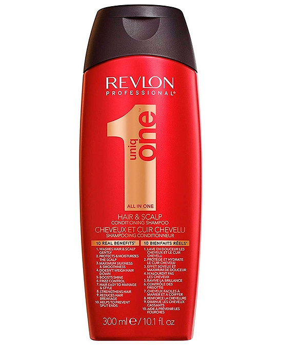 Comprar Uniq One Conditioning Shampoo 300 ml online en la tienda Alpel