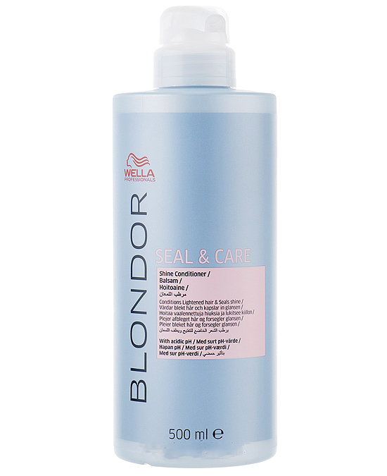 Comprar Wella Blondor Blonde Seal & Care 500 ml online en la tienda Alpel