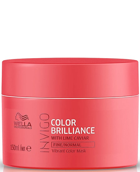 Wella Invigo Color Brillance Mascarilla Finos - Precio barato Alpel