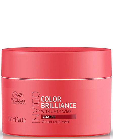 Wella Invigo Color Brillance Mascarilla Gruesos - Precio barato Alpel