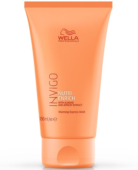Wella Invigo Color Enrich Mascarilla Express Efecto Calor - Precio barato Alpel
