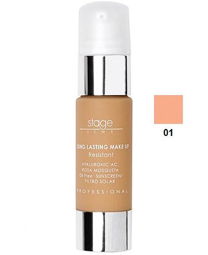202b4ebdf Comprar Base de Maquillaje Stage Line Long Lasting MakeUp 01 - Alpel tienda  de maquillaje