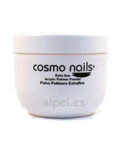 Comprar Cosmo Nails Polvo Porcelana Clear Transparente 35 gr 50 ml online en la tienda Alpel