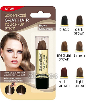 Comprar Cubrecanas gr gray Hair Marron Medio Medium Brown online en la tienda Alpel