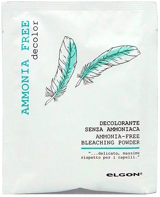 Comprar Elgon Decoloración Ammonia Free 50 gr online en la tienda Alpel