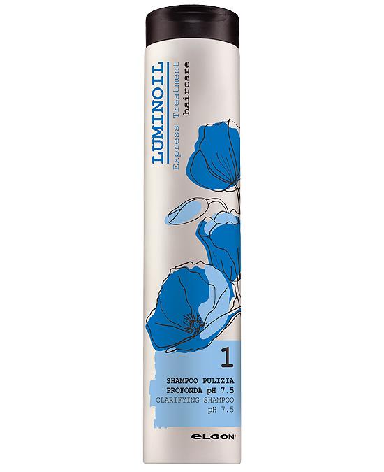 Comprar Elgon LUMINOIL Clarifying Shampoo Champú Limpieza Profunda online en la tienda Alpel