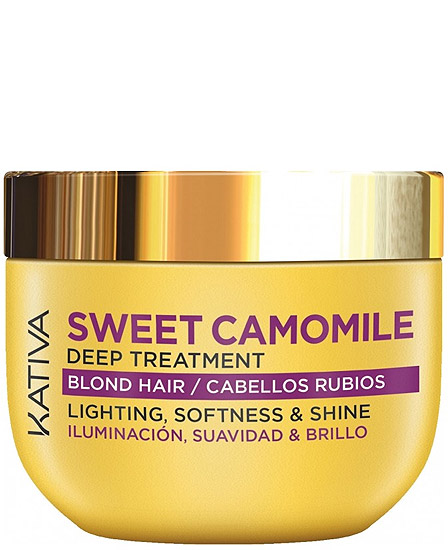 Comprar Kativa Sweet Camomile Deep Treatment Camomila 250 ml online en la tienda Alpel