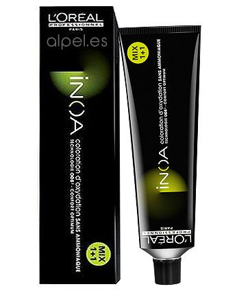 Comprar L´Oreal Inoa Color 6,1 Rubio Oscuro Ceniza 60 ml online en la tienda Alpel
