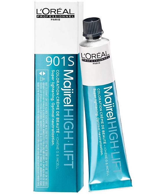 Comprar L´Oreal Tinte Majiblond 901s Rubio Muy Claro Ceniza Super Aclarante online en la tienda Alpel