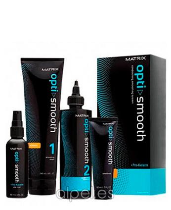 Comprar Matrix Opti.Smooth Resistente Kit Desrizante 250 ml online en la tienda Alpel