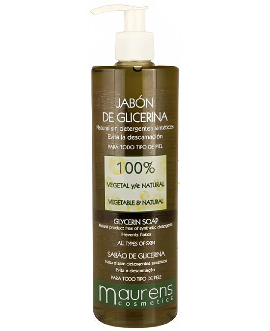 Comprar Maurens Jabon Glicerina Vegetal 100% 500 ml online en la tienda Alpel