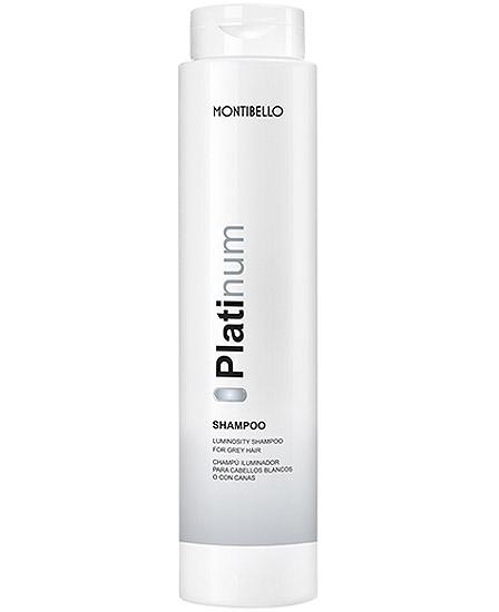 Comprar Montibello Champú Platinium Canas y Cabellos Blancos 300 ml online en la tienda Alpel