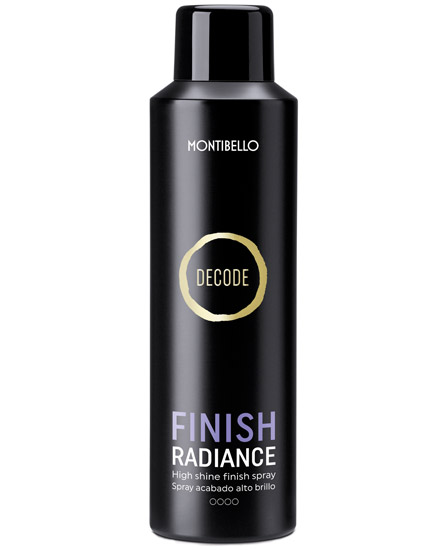 Montibello Decode Finish Radiance Spray Acabado Alto Brillo 200 ml