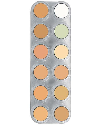 Comprar Paleta Maquillaje 12 Correctores Grimas 12 CH online en la tienda Alpel