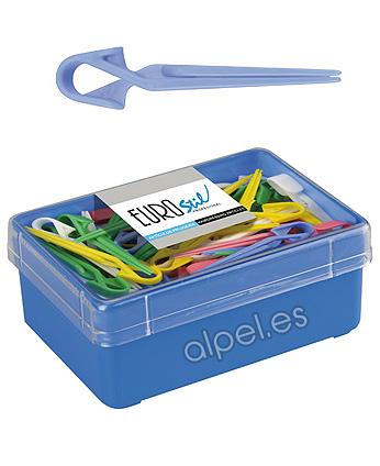 Comprar Pinza Plastico Colores 60 Unid online en la tienda Alpel 61f5dbdb67b6