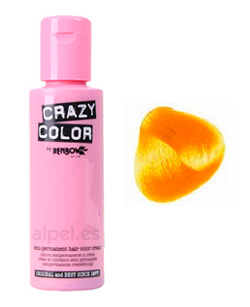 Comprar Renbow Crazy Color 58 Apricot Albaricoque 100 ml online en la tienda Alpel