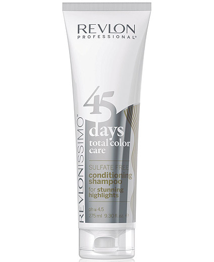Comprar Revlon 45 Days Shampoo & Conditioner Stunnings HighLights 275 ml online en la tienda Alpel