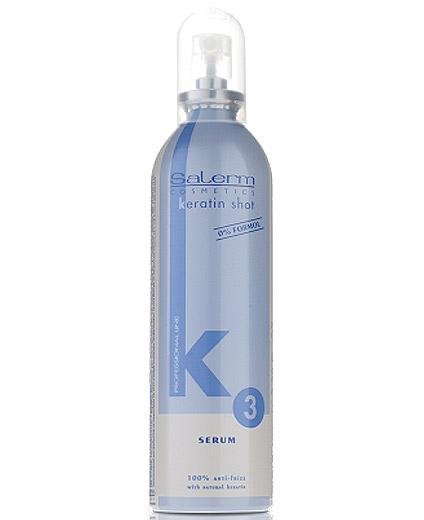 Comprar online Salerm Keratin Shot Serum 100 ml a precio barato en Alpel