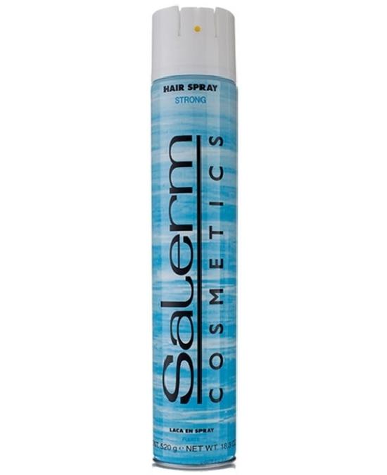 Salerm Laca En Spray Antihumedad Fuerte 500 ml