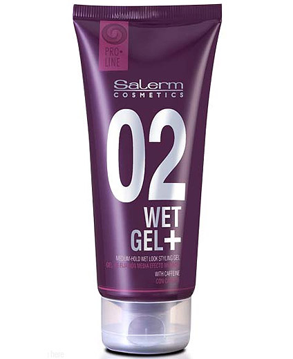 Comprar Salerm Wet Gel + Plus 02 200 ml Gel Flexible Pro.Line online en la tienda Alpel