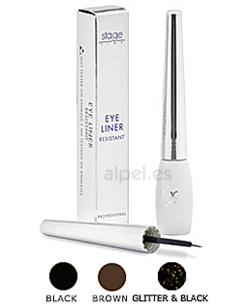 Comprar Stage Line Eye Liner Negro online en la tienda Alpel