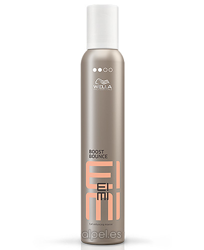 Comprar Wella EIMI Boost Bounce Mousse 300 ml online en la tienda Alpel