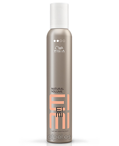 Comprar Wella EIMI Natural Volume Mousse 500 ml online en la tienda Alpel