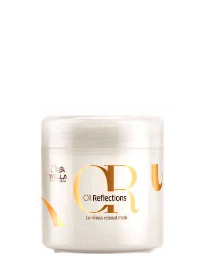 Wella Oil Reflections Mascarilla Tratamiento Realzador del Brillo 150 ml - Comprar oline en Alpel