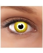 Lentillas de color Amarillo Avatar - Alpel