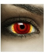 Lentillas de color Rojo Sclera Monster - Alpel