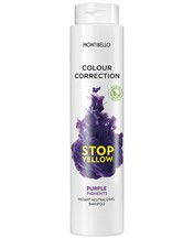 Comprar Montibello Colour Correction Stop Yellow Champú 300 ml online en la tienda Alpel