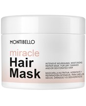 Comprar online a precio barato Montibello Miracle Hair Mask 500 ml